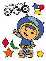 Team Umizoomi - Geo