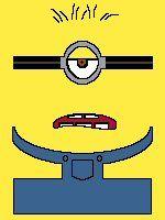 Minion Fun Face