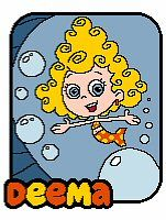 Bubble Guppies - Deema