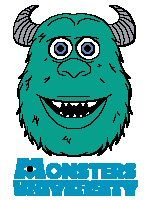 Monsters University - Sulley Face