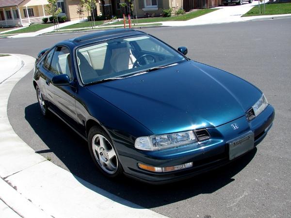 Honda Prelude 1992 to 1996 Factory Service Workshop Repair Manual