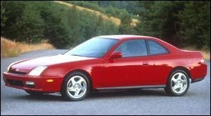 Honda Prelude 1997 to 1999 Factory Service Workshop Repair Manual