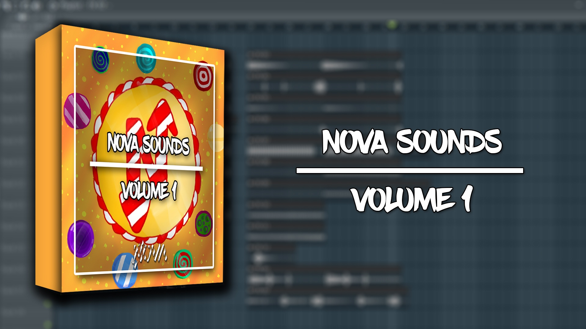 Nova Sounds Vol.1 + FLP