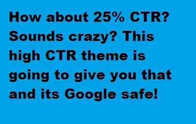 CTR Theme