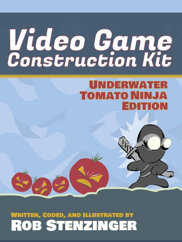 Video Game Construction Kit: Underwater Tomato Ninja Edition