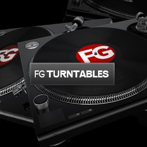 FG Turntable Pack