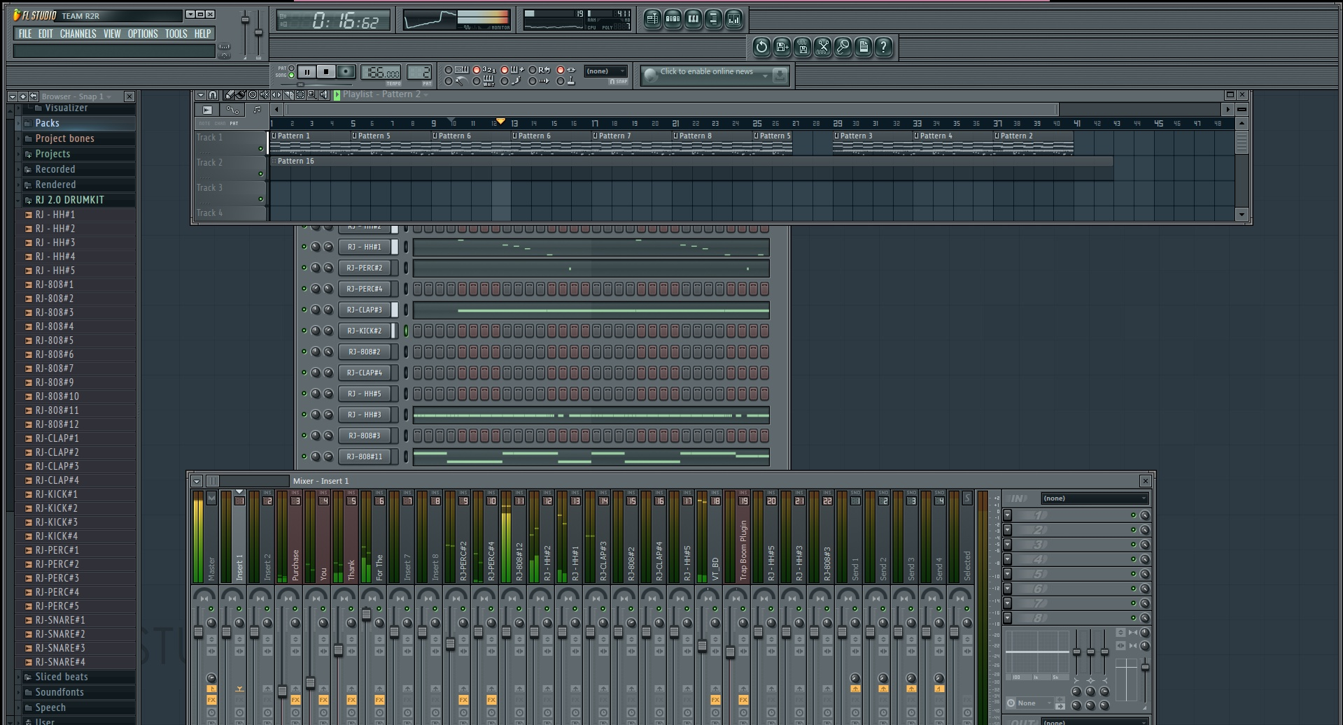 Ronny J x Lil Pump Drumkit (2018) COMES WITH FLP!