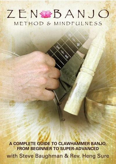 Zen Banjo DVD Download + Tabs