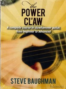 Power of Claw DVD and Tab - Digital Download