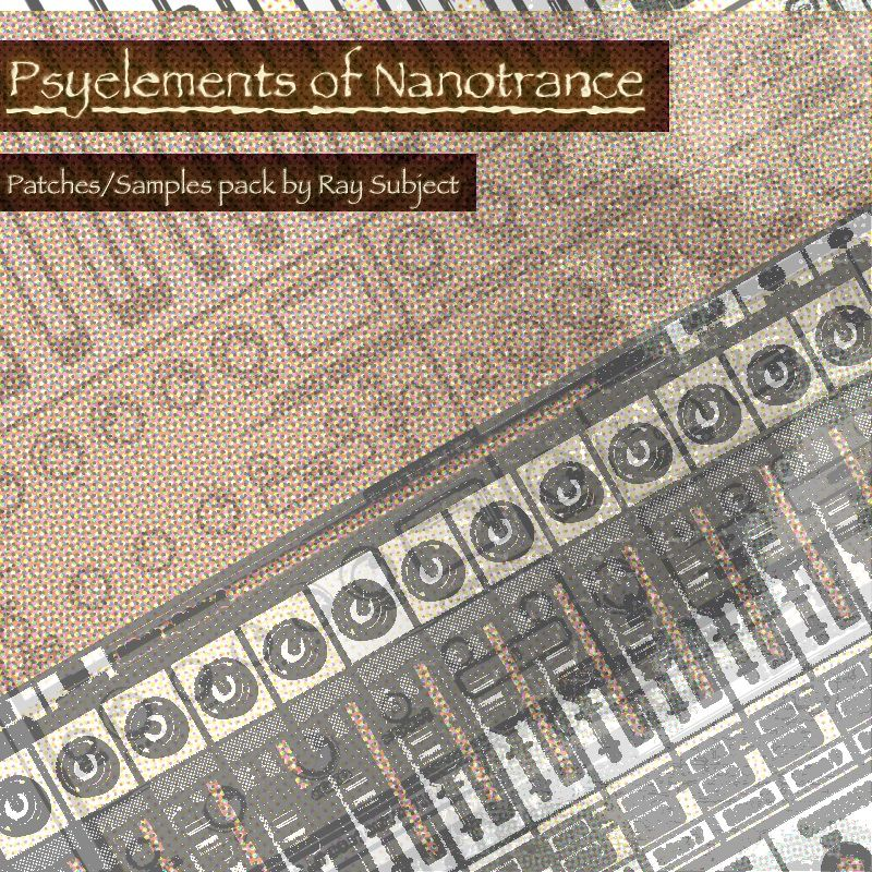 Psyelements of Nanotrance