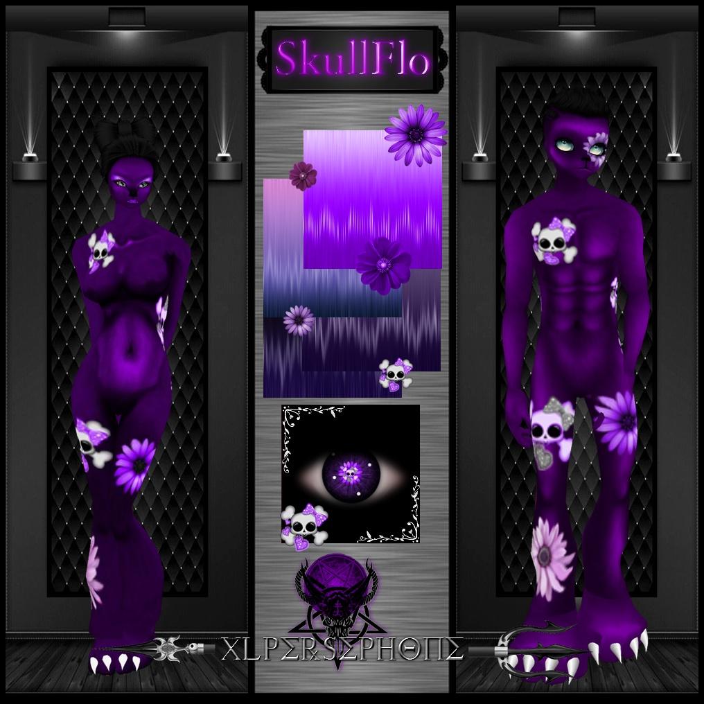 SkullyFlo duo kit