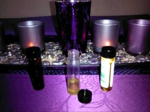 ((( HOT ))) Do-It-Yourself ANOINTING OIL by Brother Carlos
