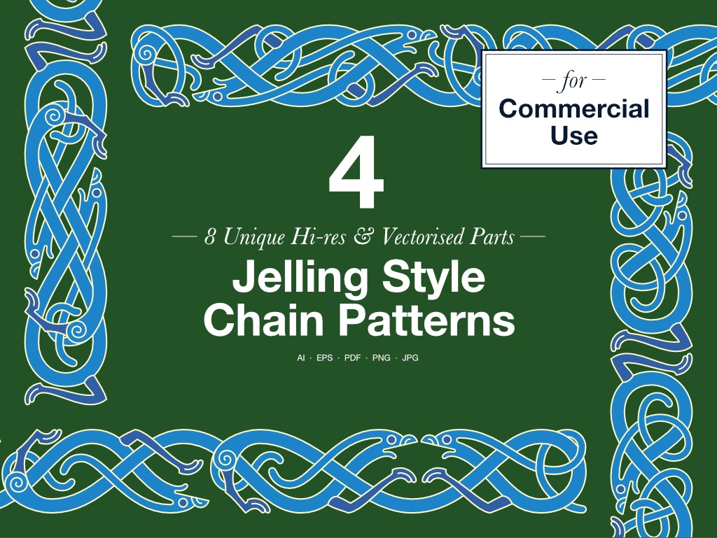 Jelling Chains - Commercial Use
