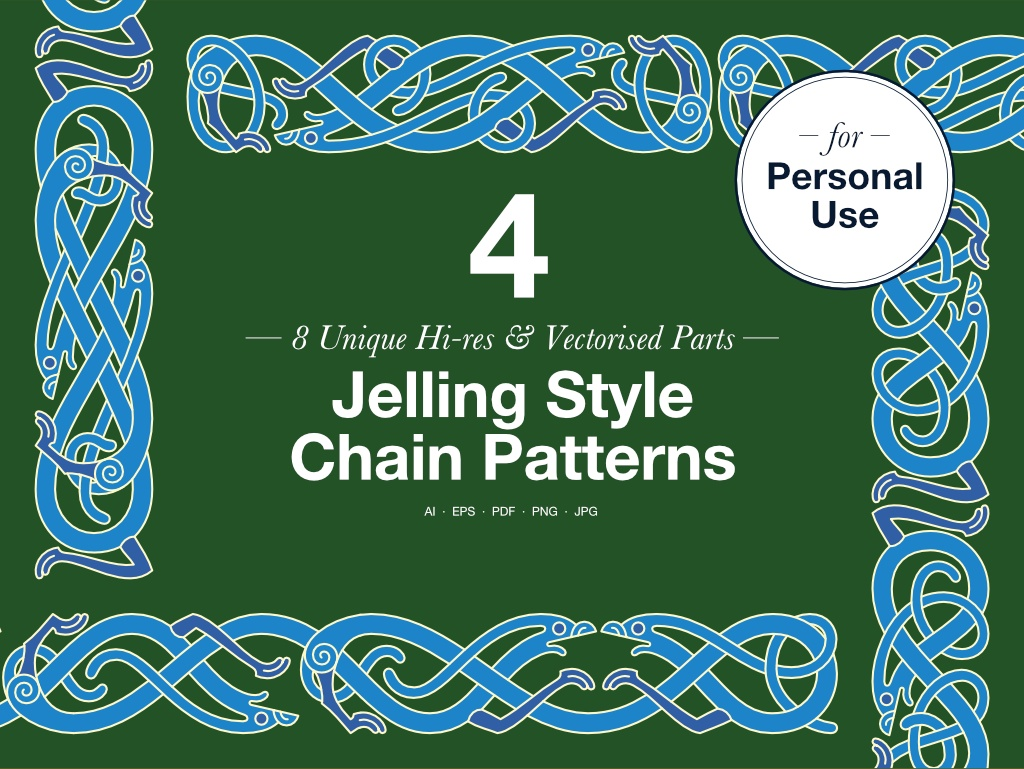 Jelling Chains - Personal Use