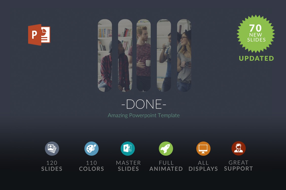 Done | Demo Powerpoint Template