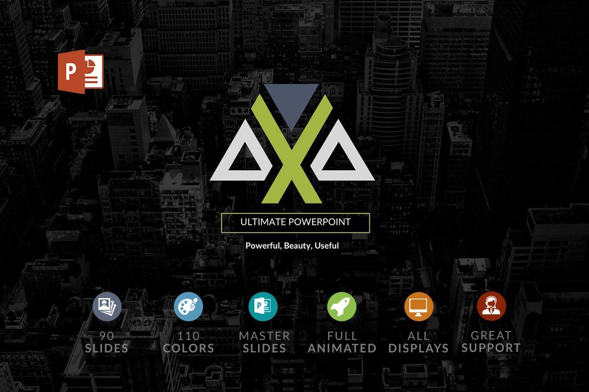 Axa | Demo Powerpoint Template