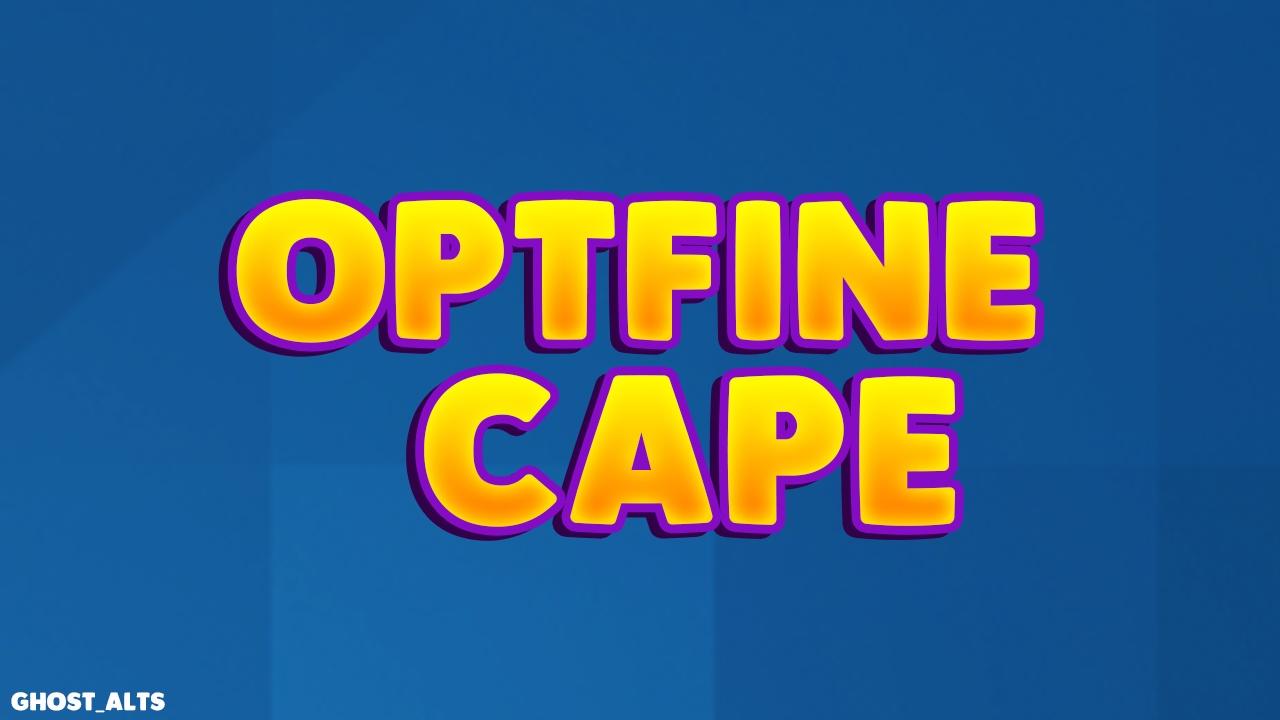 Optifne Cape
