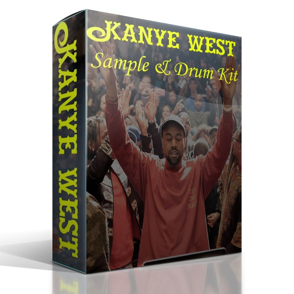 Kanye West Sample & Drum Kit