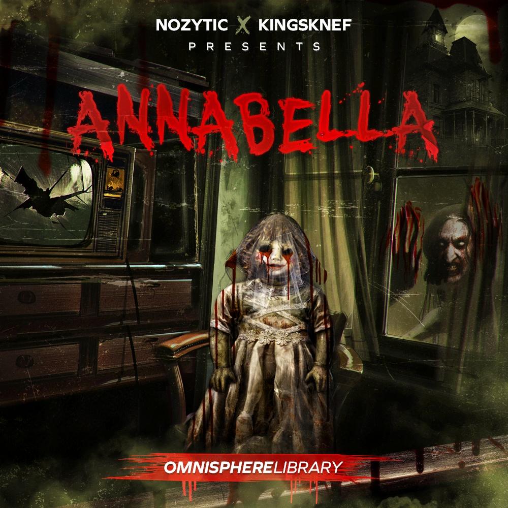 Annabella Omnisphere 2 SoundBank