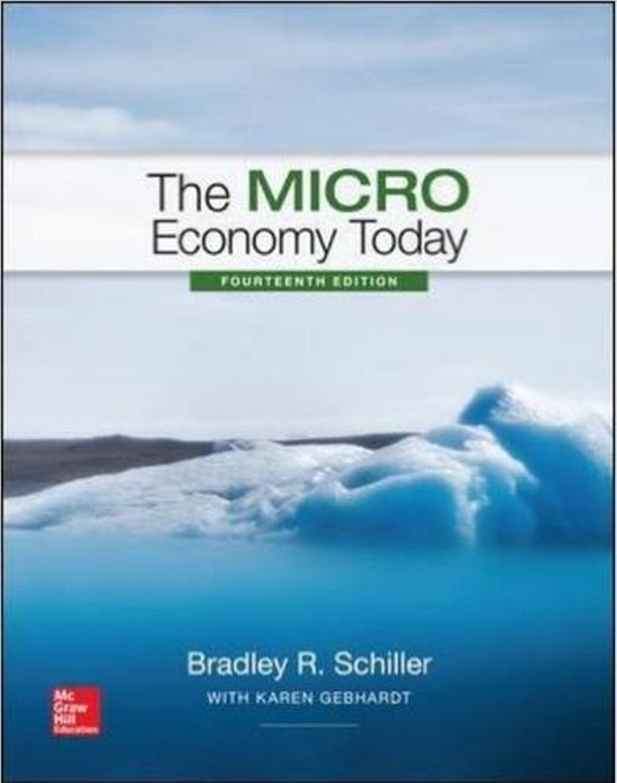 The Micro Economy Today 14th Edition ( PDF , Instant download )