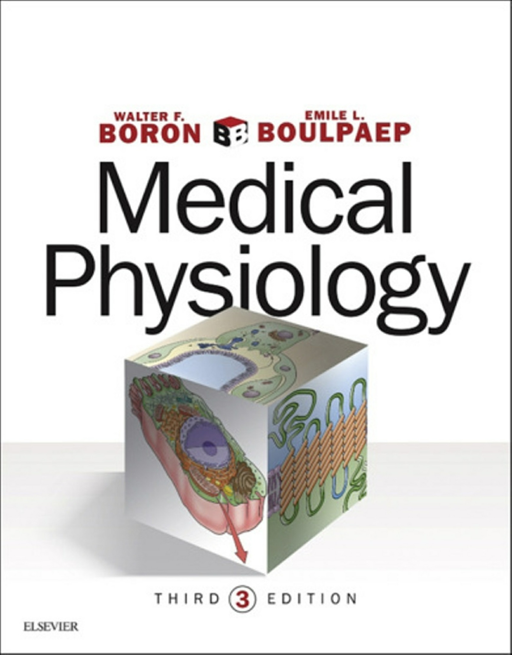 Medical Physiology, 3e 3rd Edition ( EPUB FORMAT , Instant download )