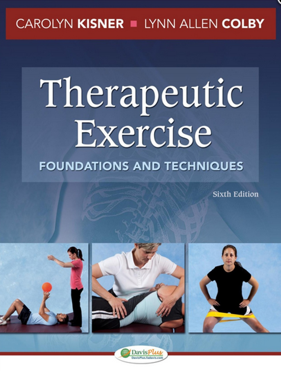 Therapeutic Exercise,  Foundations and Techniques, 6th Edition ( PDF , Instant download )