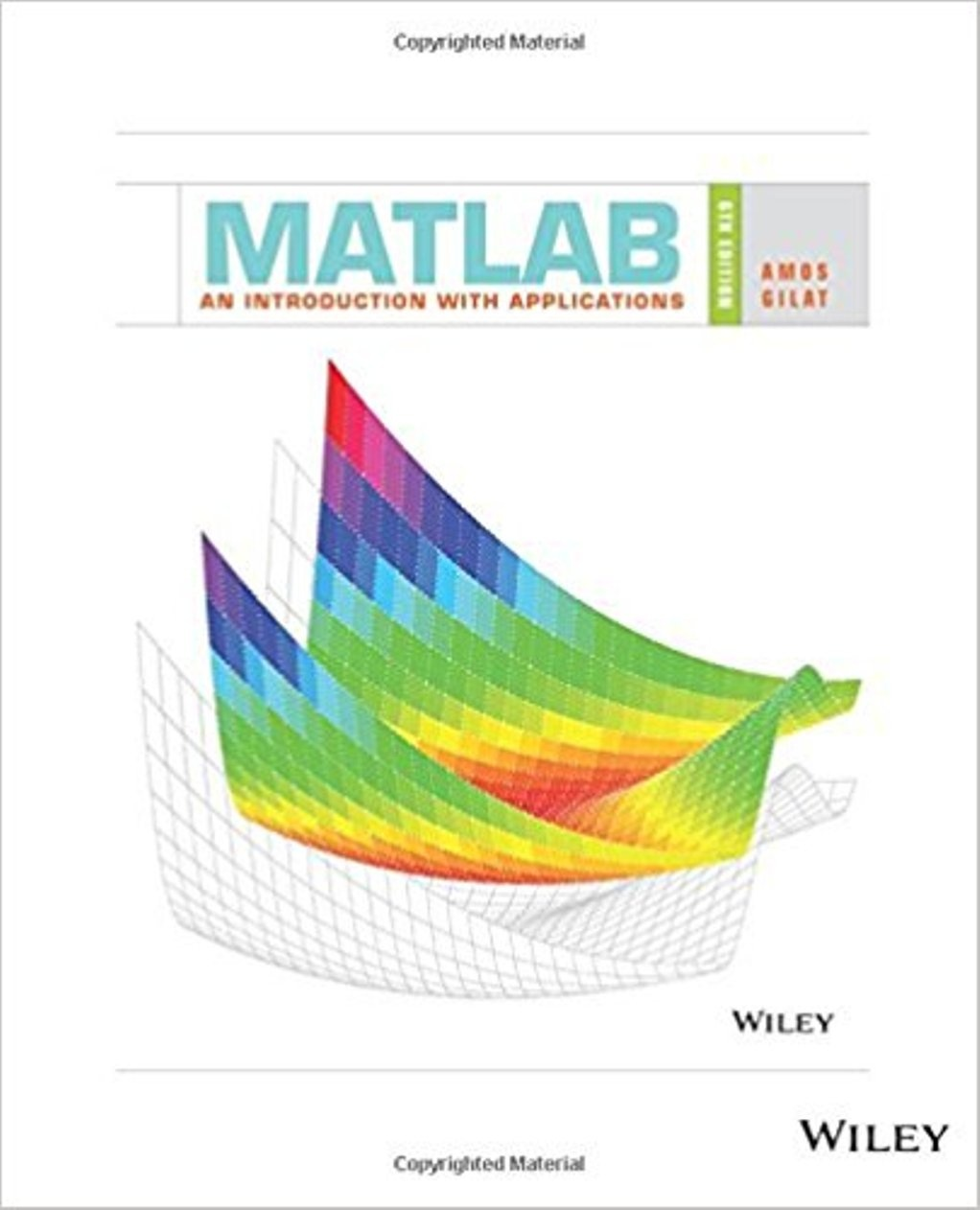 MATLAB An Introduction with Applications, 6th Edition ( PDF , Instant download )