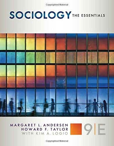 Sociology The Essentials 9th edition ( PDF , Instant download )