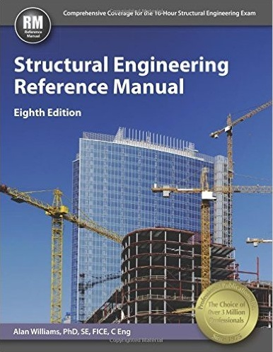 Structural Engineering Reference Manual 8th Edition ( PDF , Instant download )