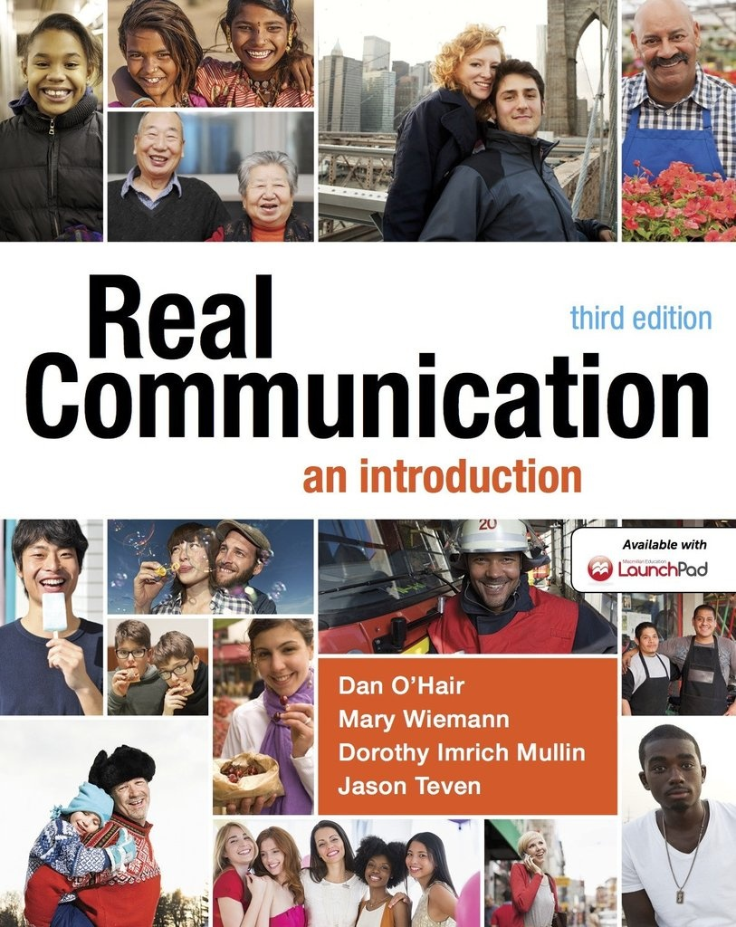 Real Communication An Introduction 3rd Edition