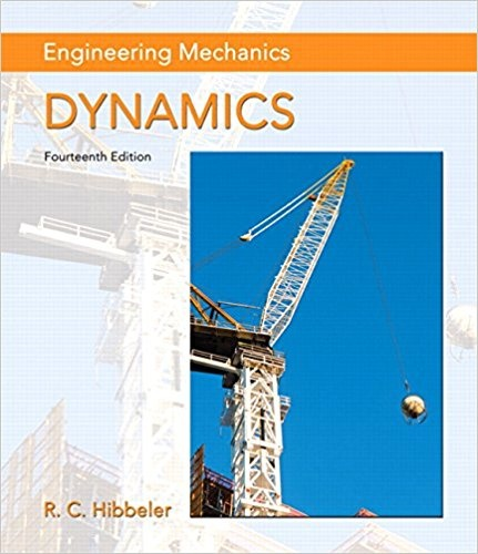 Engineering Mechanics: Dynamics (14th Edition) ( PDF, Instant download )