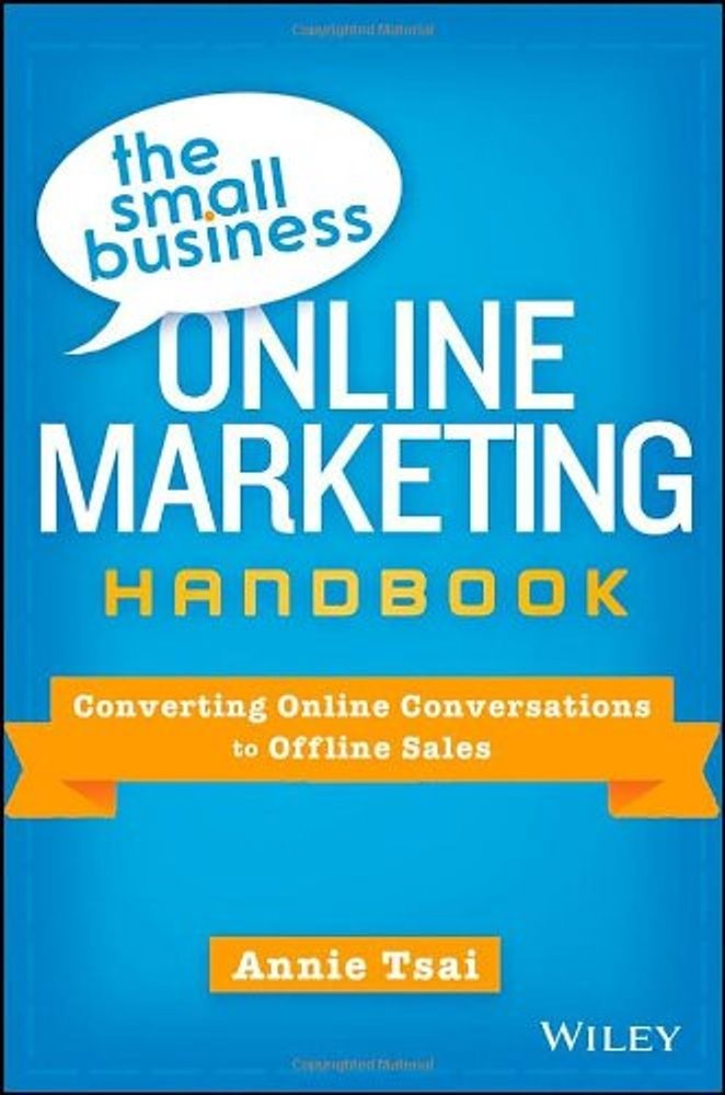 The Small Business Online Marketing Handbook  ( PDF , Instant download )