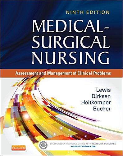Medical-Surgical Nursing, 9th Edition By Sharon L. Lewis & others  ( Instant download )