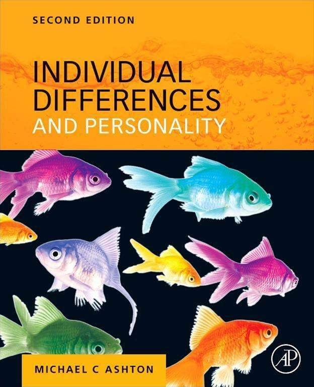 Individual Differences and Personality 2nd Edition ( PDF , Instant download )