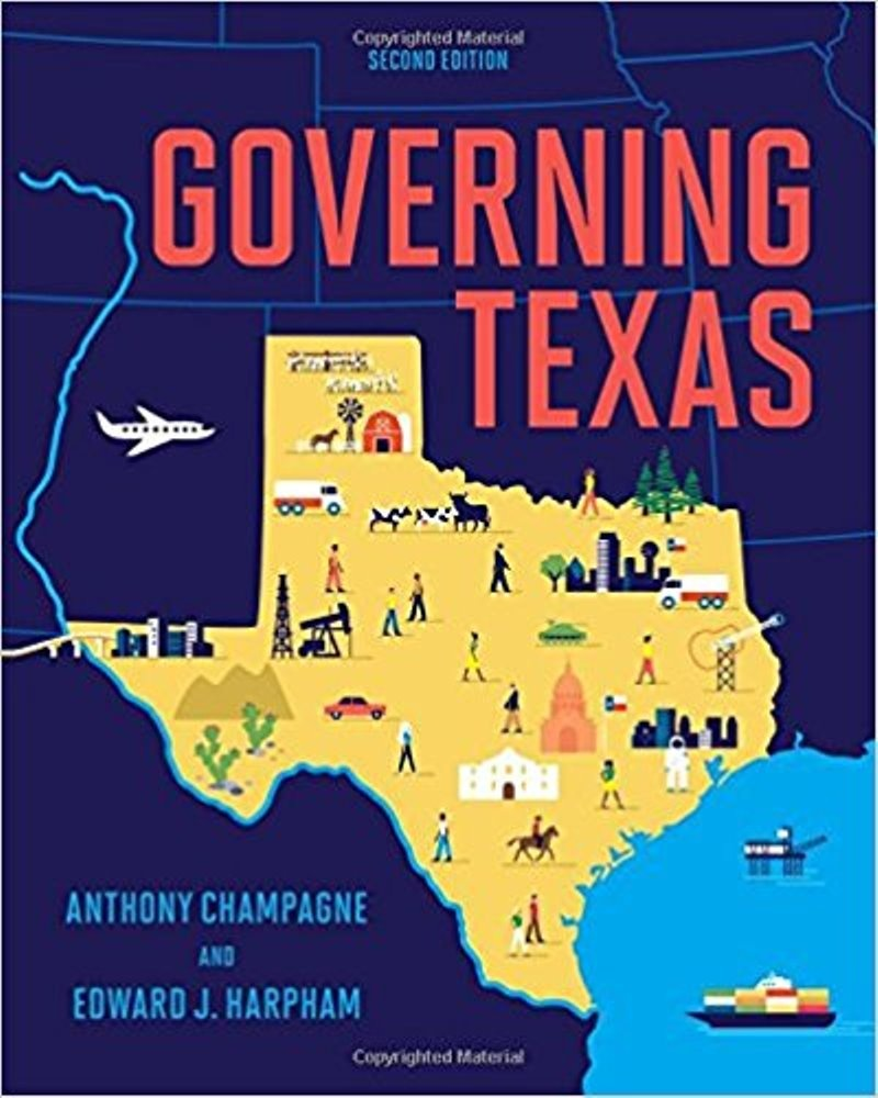 Governing Texas (Second Edition) 2nd Edition ( PDF , Instant download )