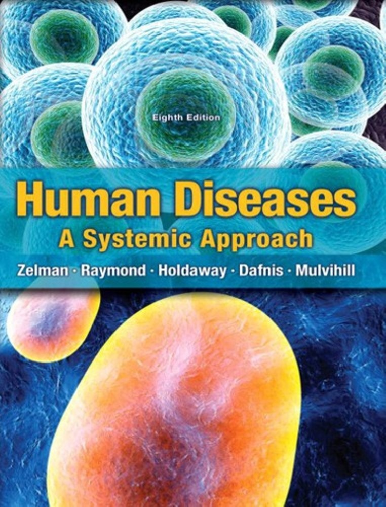 Human Diseases 8th edition ( PDF , Instant download )
