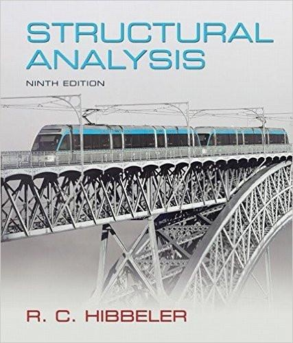 Structural Analysis 9th Edition by Hibbeler ( PDF , Instant download )