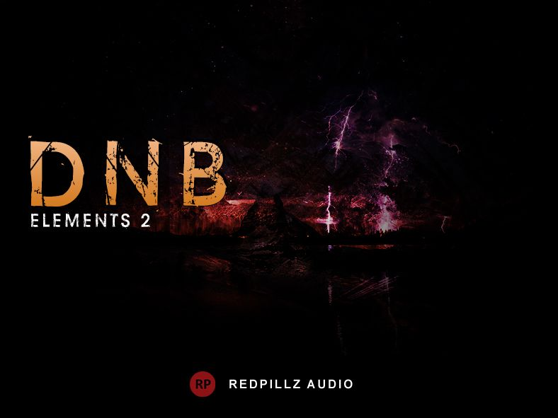ABLETON TEMPLATE: DNB Elements 2