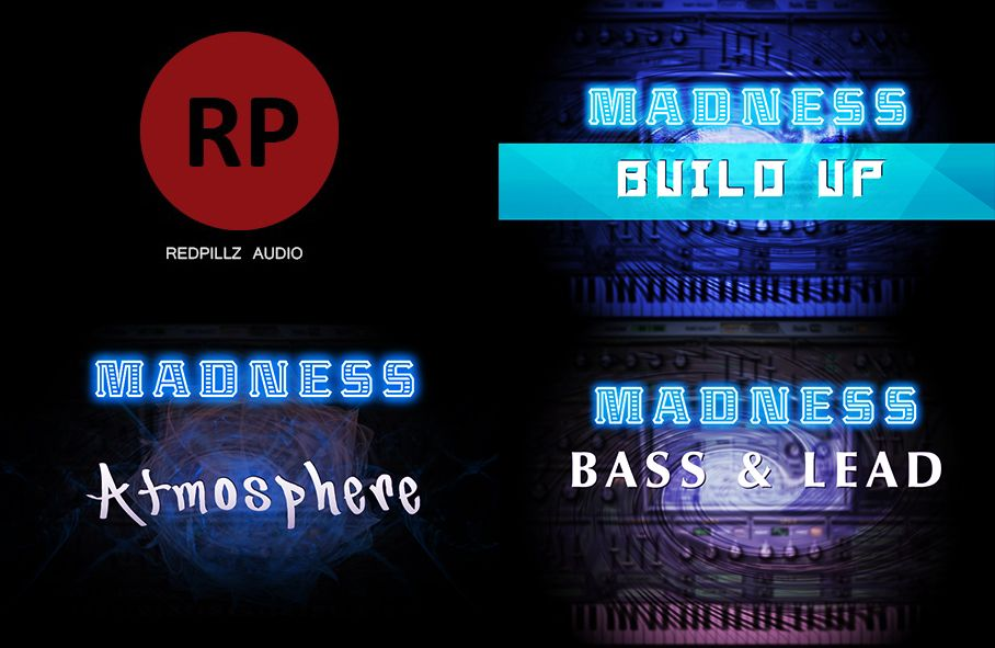 Sylenth Madness Bundle by Redpillz Audio