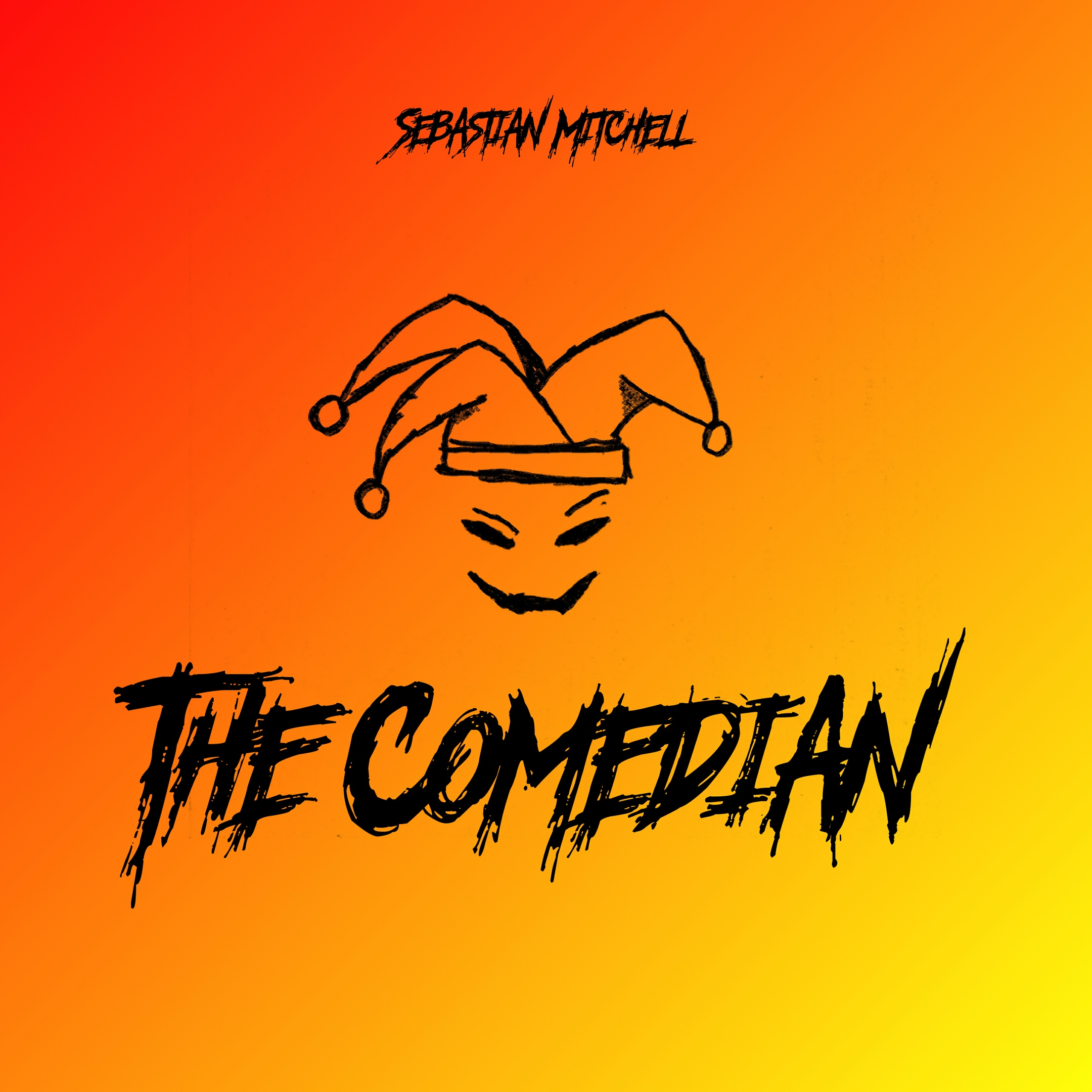 Sebastian Mitchell - The Comedian EP
