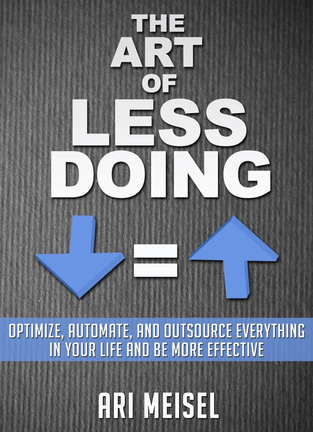The Art of Less Doing eBook