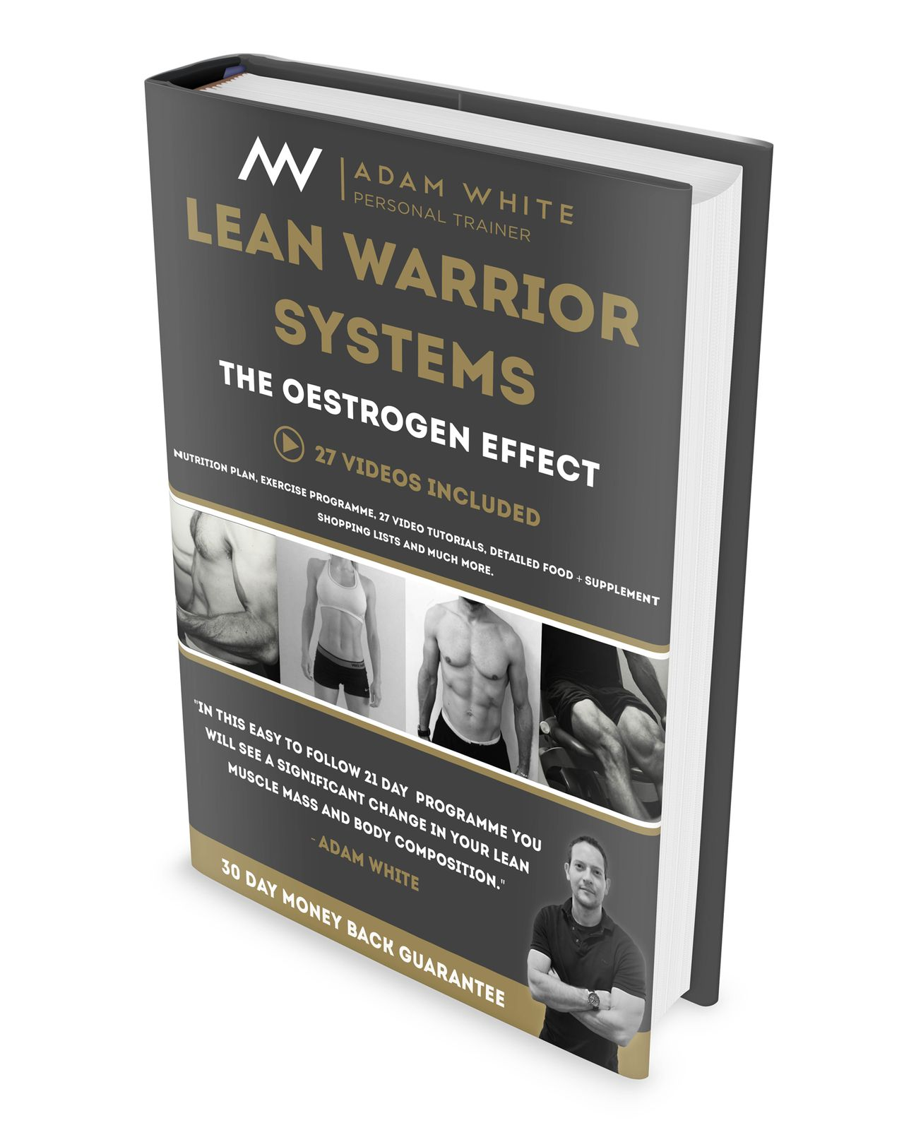 Lean Warrior Programme - Combating The Oestrogen Effect