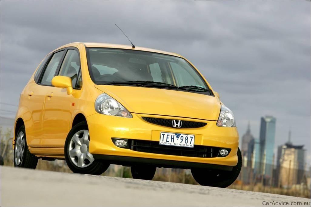 Honda Jazz Fit 2005