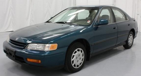 Honda Accord 1994-97 REPAIR SERVICE MANUAL
