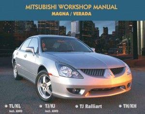 Mitsubishi Magna Verada