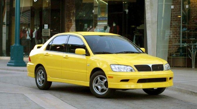 Mitsubishi Lancer 2003-2007