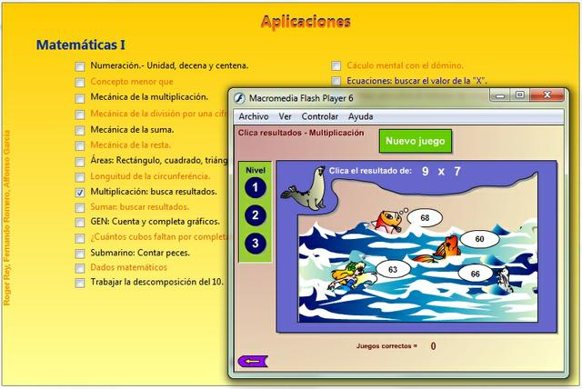 CD-2 GENMAGIC INTERACTIVOS Y GENERADORES
