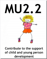 unit 7 support children and young