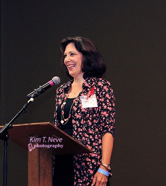Plenary 1: Renewing the Mind, Donna-Jean Breckenridge