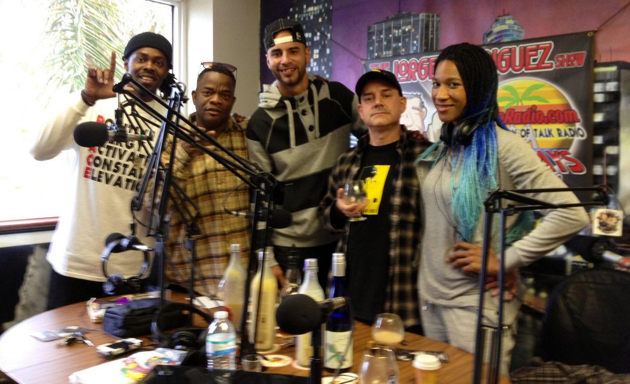 The Jorge Rodriguez Show 01 .17 .14